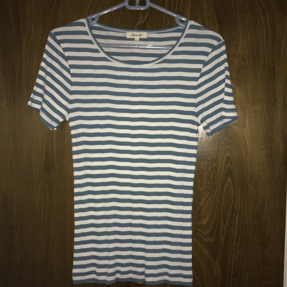 Madewell Tops - Madewell Striped T-shirt